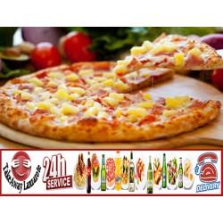 Pizza Hawai XXL Pizzeria Playa Blanca