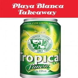Tropical Limon 330ml Beer