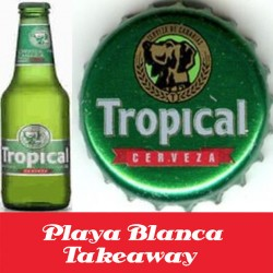 Tropical Beer 33cl