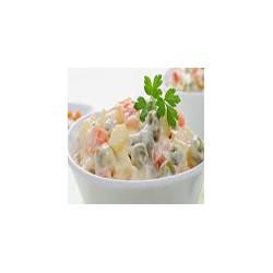Russian Salad 1/2 Portion