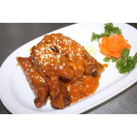 Spare Ribs In Capital Sauce