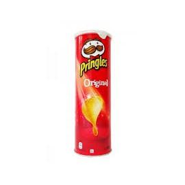 Crisps Pringles 165gr Original