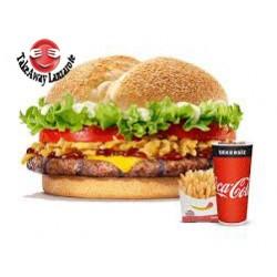 Steakhouse Menu Burger King