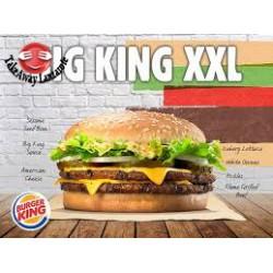 Bing King XXL Menu