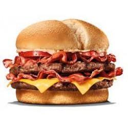 The King Bacon Menu