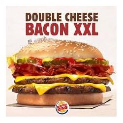Double Cheese Bacon XXL Bacon