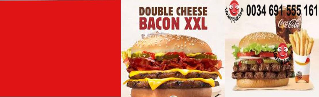 Burger King En Casa Takeaway Lanzarote Reparto a Domicilio