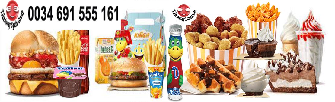 Burger King Takeaway Lanzarote