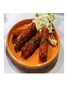 Chef Special Tandoori Kababs - Vegetarian