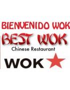 Bienvenido Wok Restaurante Chino Playa Blanca