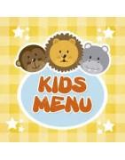 Kids Menu - Chinese Wok Restaurant Playa Blanca