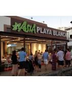 Restaurante Asia Playa Blanca Lanzarote - Comida China a Domicilio Lanzarote