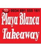 Playa Blanca Takeaway - Best Restaurant Playa Blanca Lanzarote