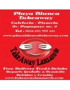 Playa Blanca Takeaway Restaurante de Pizza y Pasta Pizzeria con Reparto Gratuito Playa Blanca