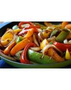Fresh Vegetables Main Dishes - Takeaway Lanzarote