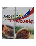 Areperas / Venezuelan Takeaways
