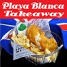 Takeaway Lanzarote British Fish & Chips Playa Blanca