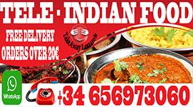 Indian Restaurants Playa Blanca - Restaurantes Hindues Lanzarote