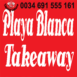 Restaurants Playa Blanca - Takeaway Lanzarote Canary