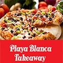 Pizzerias Playa Blanca - Takeaway Lanzarote Group