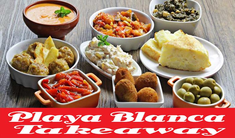 Tapas Restaurant Playa Blanca Takeaway - Tapas Lanzarote