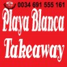 Playa Blanca Takeaway Kebab Restaurant & Pizza House