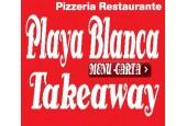 Playa Blanca Takeaway - Pizzeria Restaurant Delivery