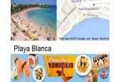 Comida a Domicilio Playa Blanca