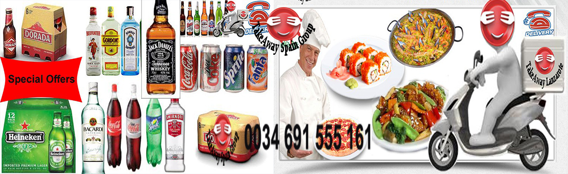 Dial a Drink Spain - Dial a Booze Spain - Drinks Delivery - Drinks Offers & Discounts